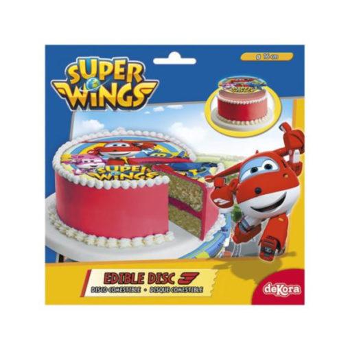Tortenaufleger Super Wings