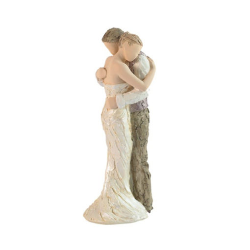 Brautpaar tanzend