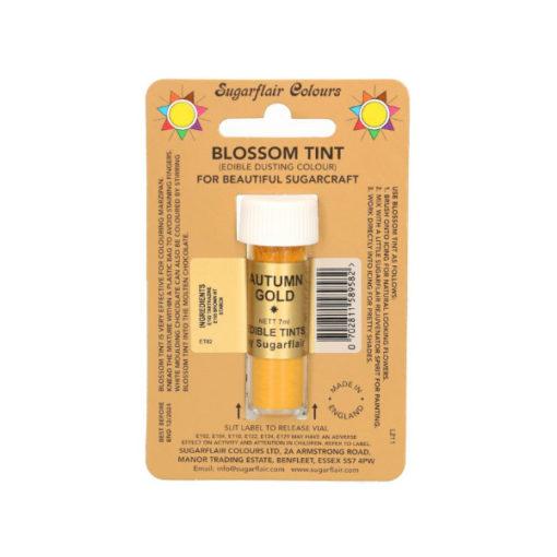 Lebensmittelfarbe Pulver Autumn Gold
