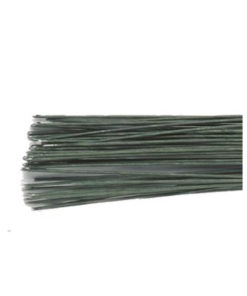 Blumendraht – grün 0.3mm
