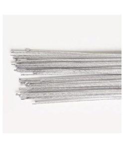 Blumendraht – silber 0.5mm