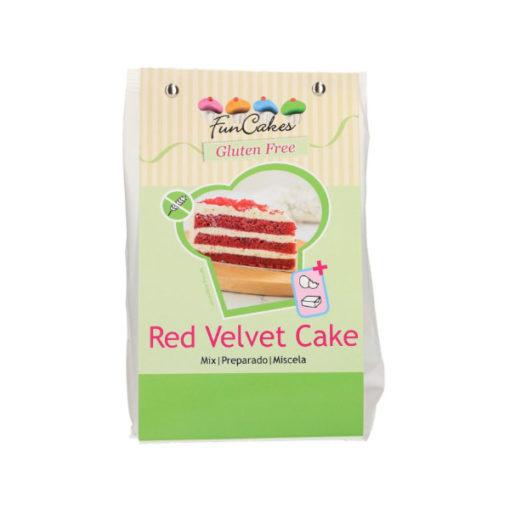 Backmischung - Red Velvet Cake glutenfrei (400g)