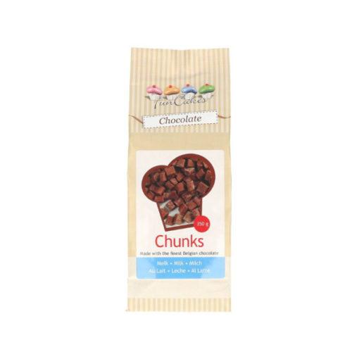 FunCakes Chunks - Schokolade (hell)