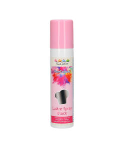 Metallic Spray - Schwarz