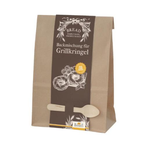 Backmischung - Brottüte Grillkringel