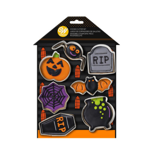 Ausstecher Set - Halloween von Wilton