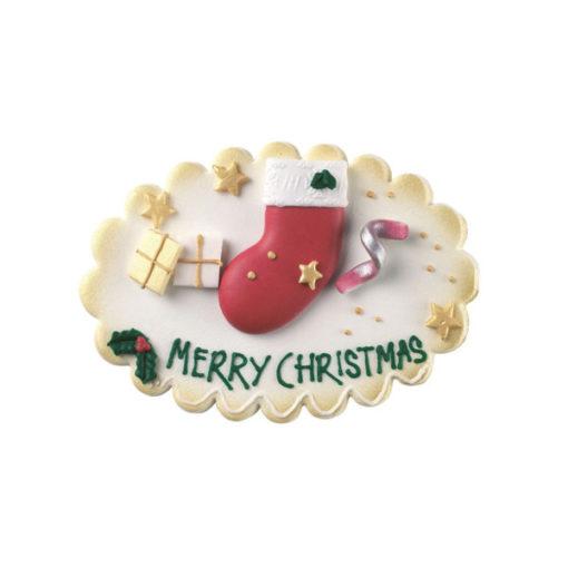 Zuckerdekor - Merry Christmas