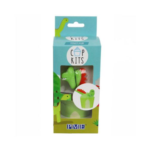PME Dinosaurier Cupcake Dekoset
