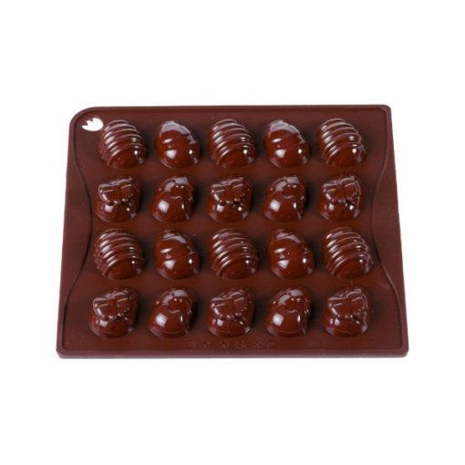 Kleine Eier - Schokoladenform