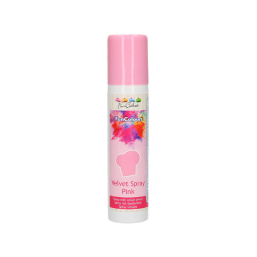 Samtspray - Pink