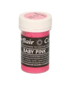 Lebensmittelfarbe Paste - Baby Pink