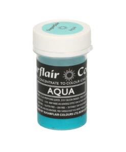 Lebensmittelfarbe Paste Blau - Aqua
