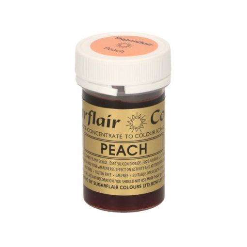 Lebensmittelfarbe Paste Pfirsich - Peach