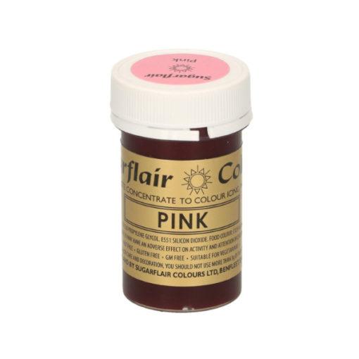 Lebensmittelfarbe Paste - Pink