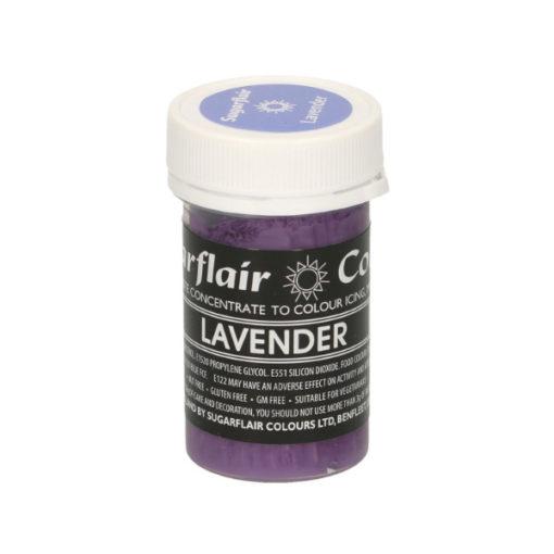 Lebensmittelfarbe Paste Violet - Lavender