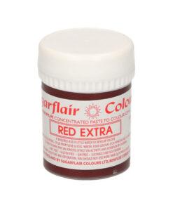 Lebensmittelfarbe Paste Extra Rot - Red Extra