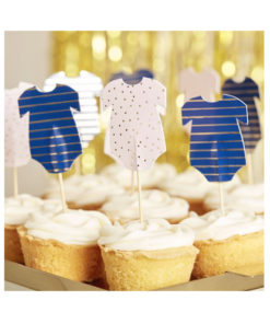 Cupcake Topper - Baby Body