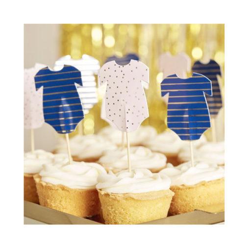 Cupcake Topper - Baby Body