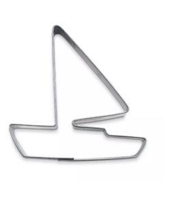 Ausstecher - Segelboot