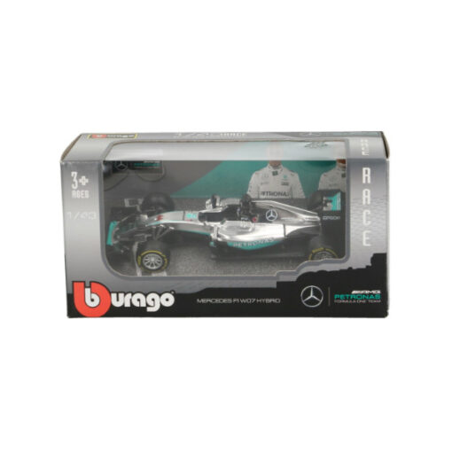Burago Formel 1 Auto - Mercedes