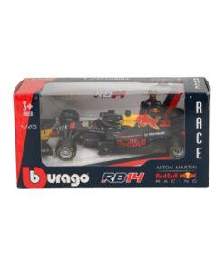 Burago Formel 1 Auto - Red Bull