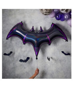 Folien Ballon Halloween - Fledermaus