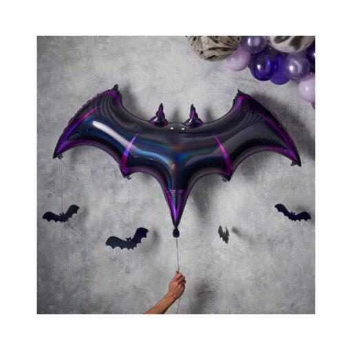 Folien Ballon Halloween - Fledermaus