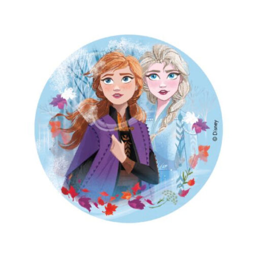 Tortenaufleger Frozen 2