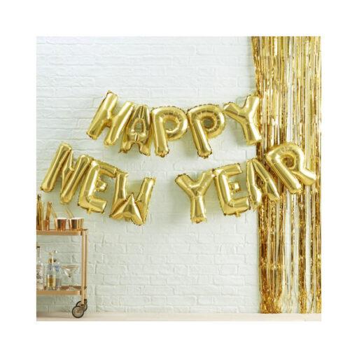 Ballon Happy New Year