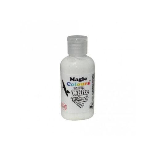 Magic Colour Airbrush Lebensmittelfarbe - weiss