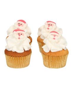 Zuckerdekor - Weihnachtsmann