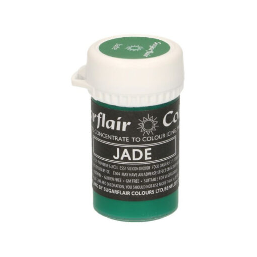 Lebensmittelfarbe Paste - Jade