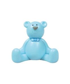 Figur - Teddy blau