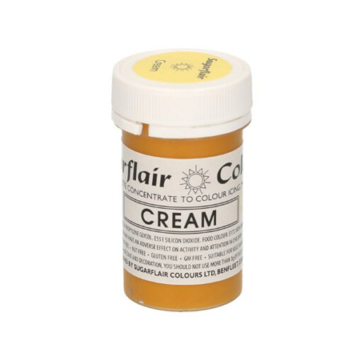 Lebensmittelfarbe Paste - Cream