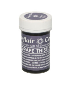 Lebensmittelfarbe Paste Lila - Grape Thistle
