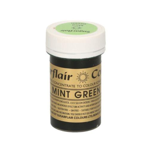 Lebensmittelfarbe Paste Minzgrün - Mint Green