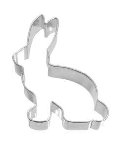 Ausstecher - Hase sitzend 6.5 cm
