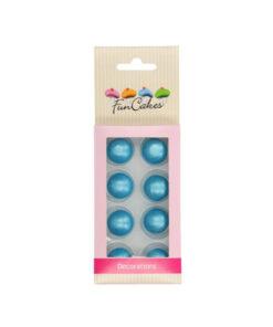 Choco Perlen, blau