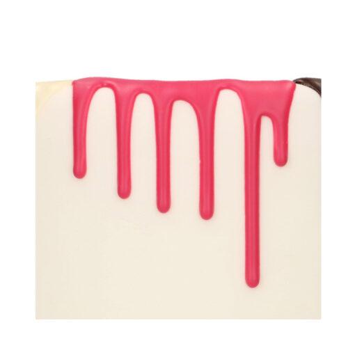 FunCakes Choco Drip hot pink, 180g