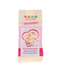 Swiss Meringue Buttercreme Mix (400g)