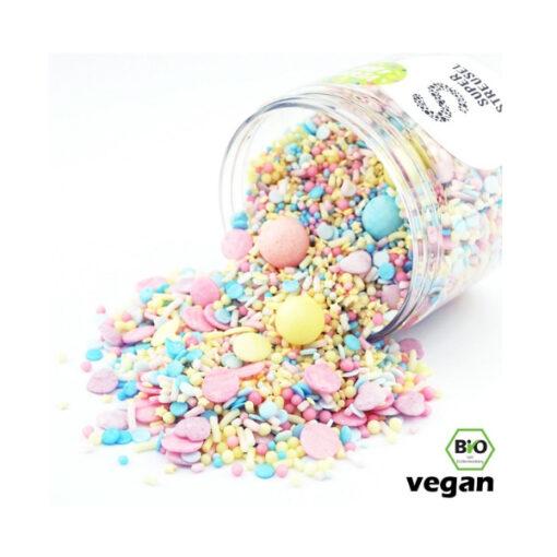 Bio Super Streusel HeyKleines vegan