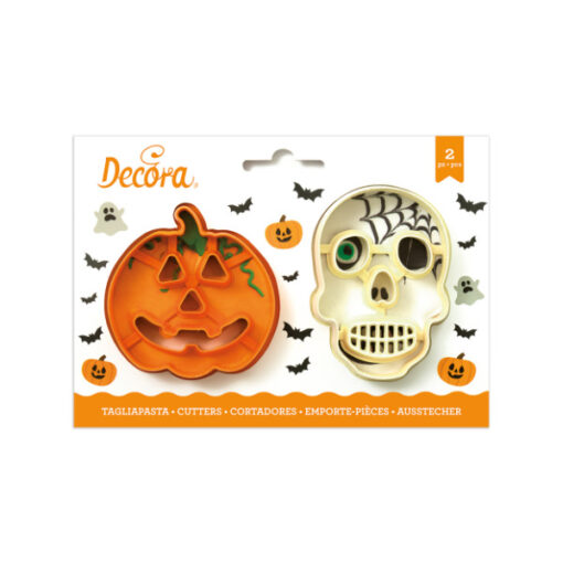 Ausstecher Set - Halloween von Decora