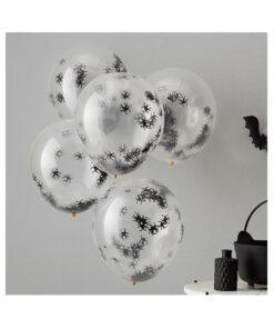 Ballon Halloween - Spinnen